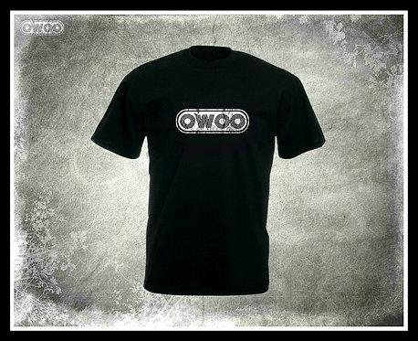 Owoo - b/w shirt .