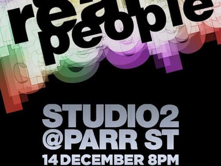 THE REAL PEOPLE - STUDIO2 LIVERPOOL