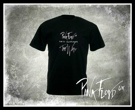 Pink Floyd uk (The Wall 40th shirt).Ltd