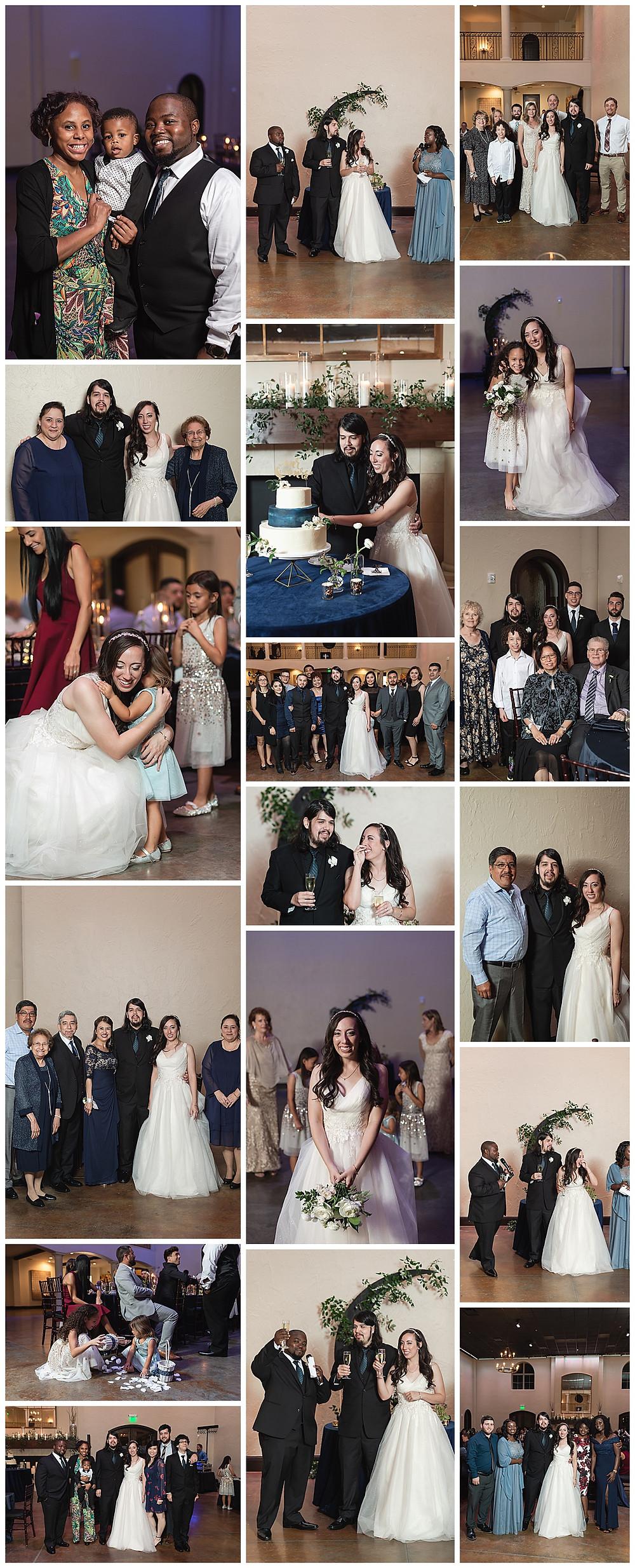 Chapel Ana Villa, The colony Texas, dallas wedding, dallas wedding photography, dallas wedding venue , brunch wedding food, wedding toasts, wedding reception
