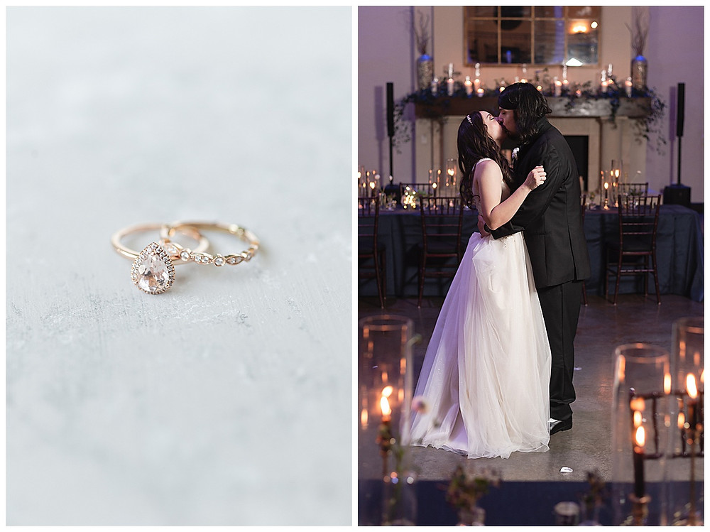 Chapel Ana Villa, The colony Texas, dallas wedding, dallas wedding photography, dallas wedding venue , brunch wedding food, bride and groom last dance