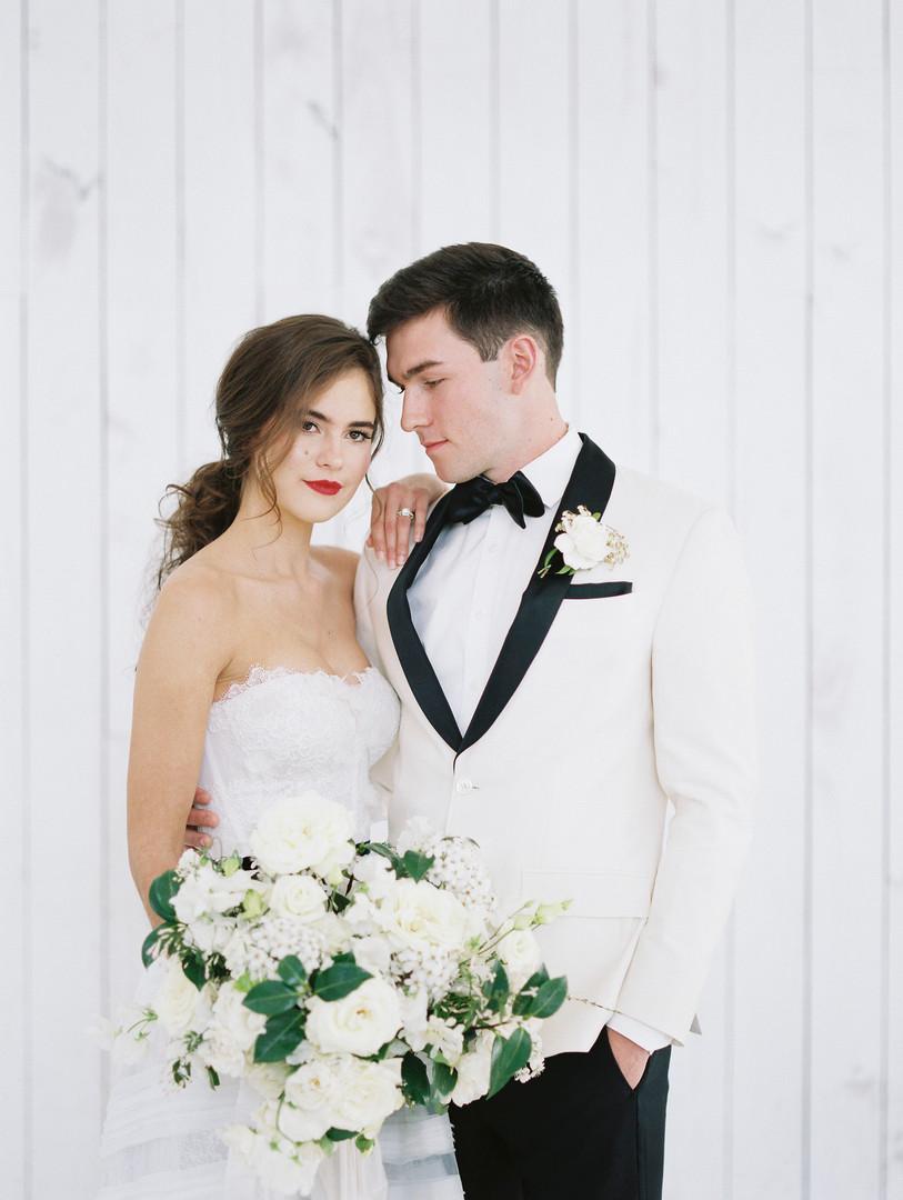 WHITE SPARROW- DALLAS WEDDING- TIRSH DOV