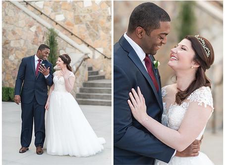 SUSAN & BENJAMIN- WEDDING AT VERONA VILLA IN FRISCO