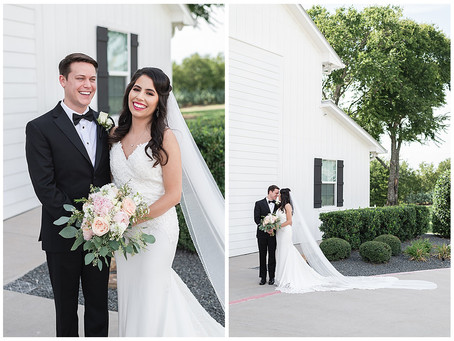ANGIE & KYLE- WEDDING AT FIREFLY GARDENS