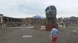 Spotkanie z mistrzem w Pompejach