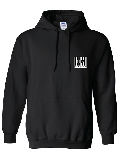 UPHAT Barcode Hoodie