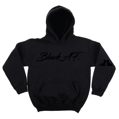 Black AF Hoodie