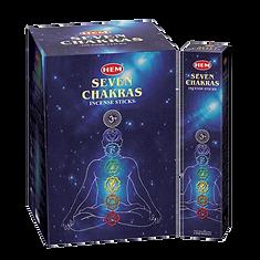 chakras incense sticks