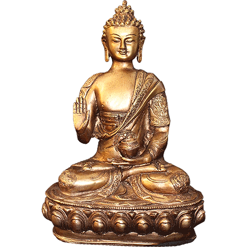 THAI BUDDHA 35 CM BLESSING & HEALING