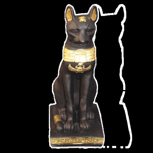 BAST/BASTET - EGYPTIAN CAT GODDESS 80 CM