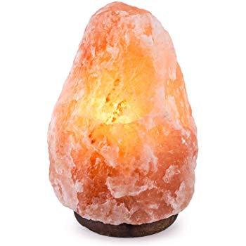 HIMALAYAN SALT LAMP 3 - 5 KG