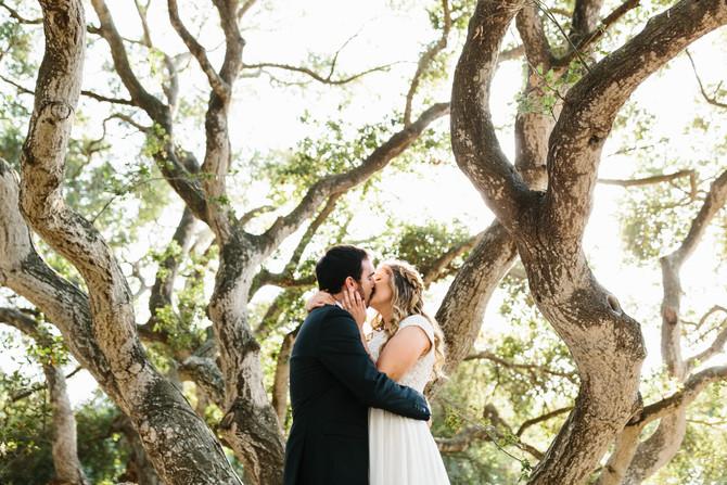 California Wedding: Miranda & Angus