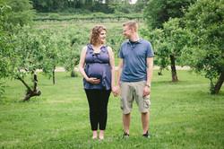 Beth & Ryan's Maternity