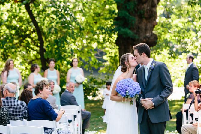 Lancaster Wedding: Hope & Tyler