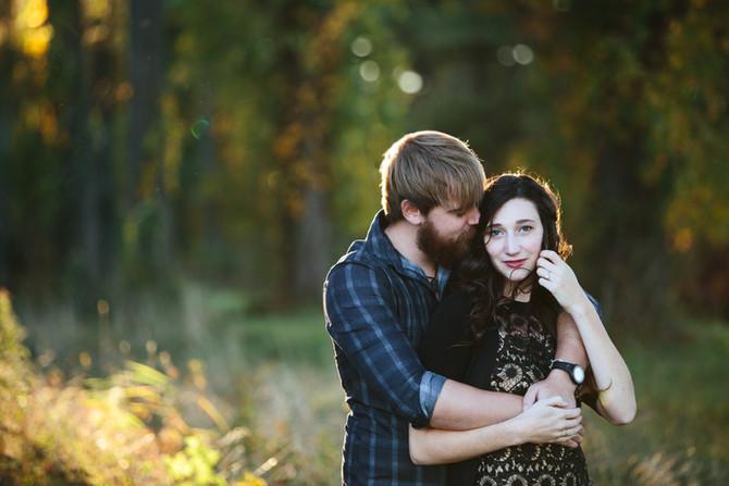 Kutztown Engagement: Annie & Tom