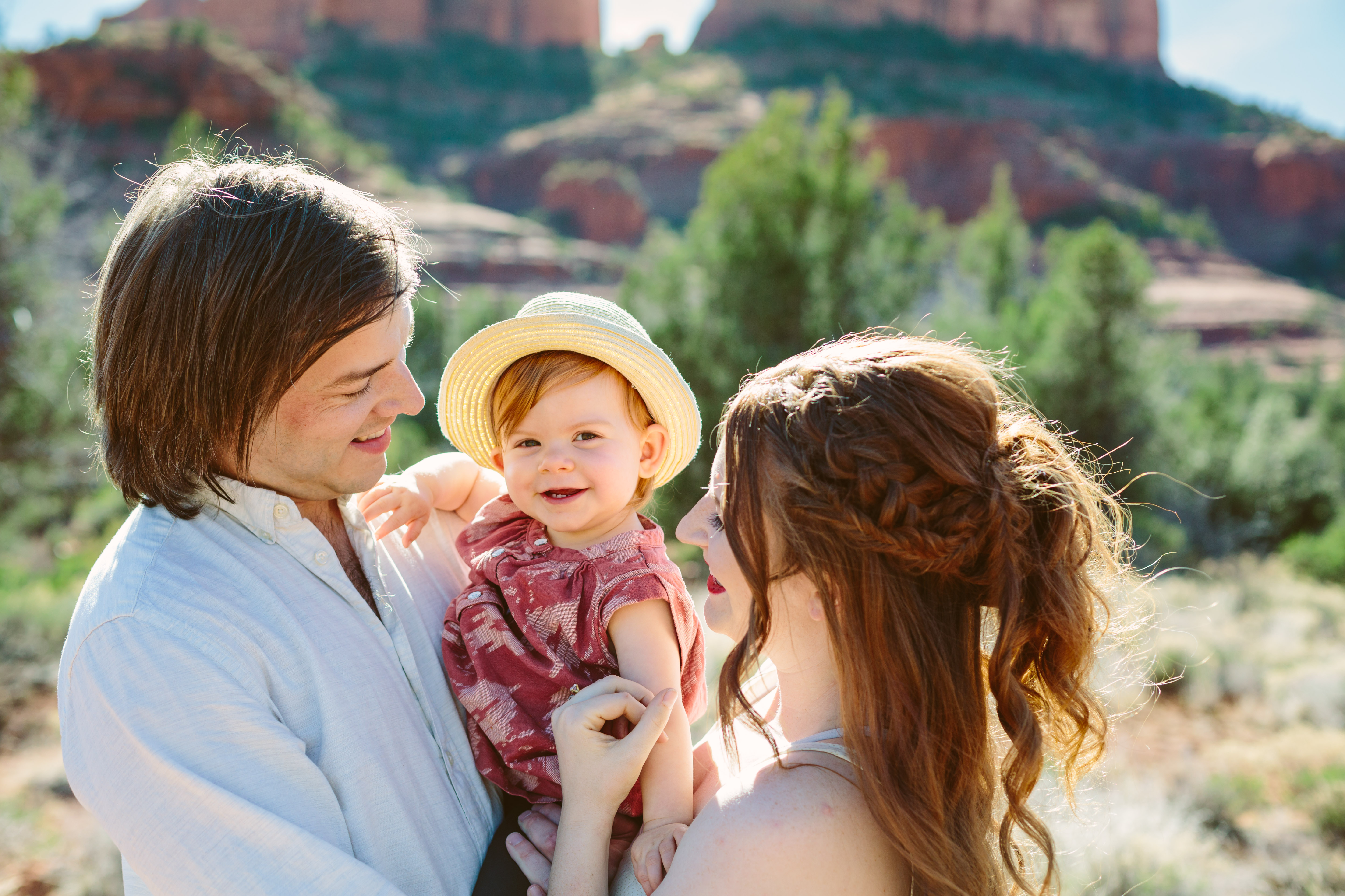 Sedona Family Session