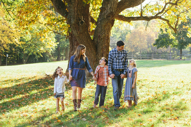 Autumn Family Session