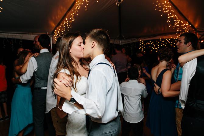 Langhorne Wedding: Brianna & Nathaniel