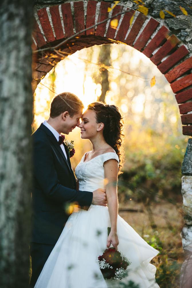 Melissa & Vito's Autumn Wedding