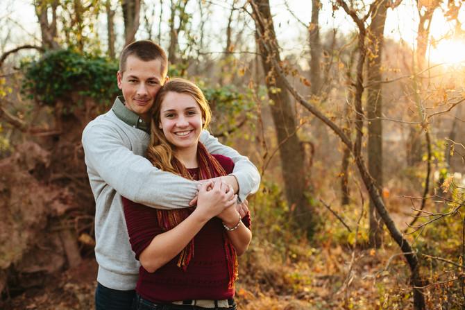 Wes & Olivia