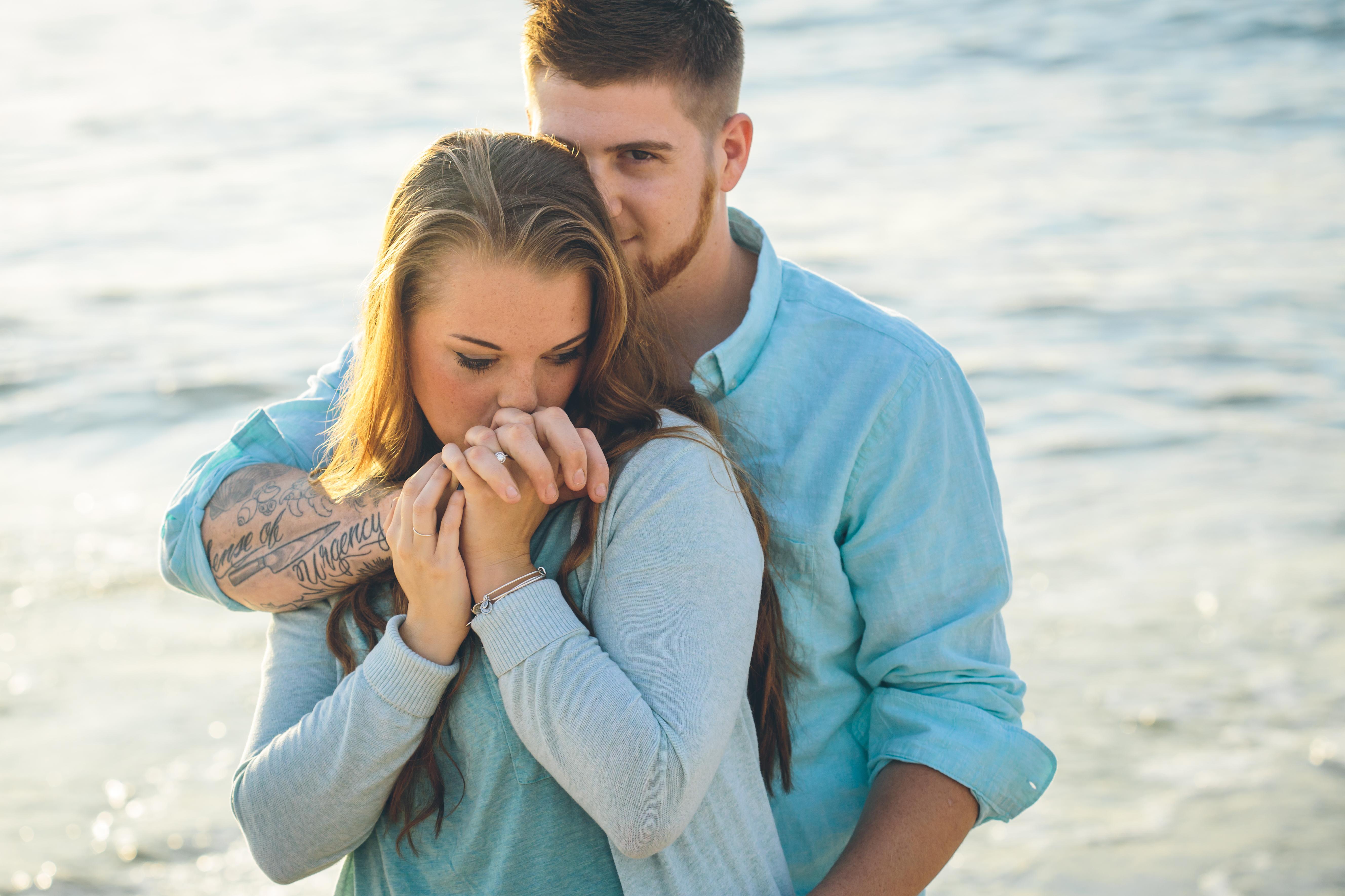 Breanna & Andrew's Engagement