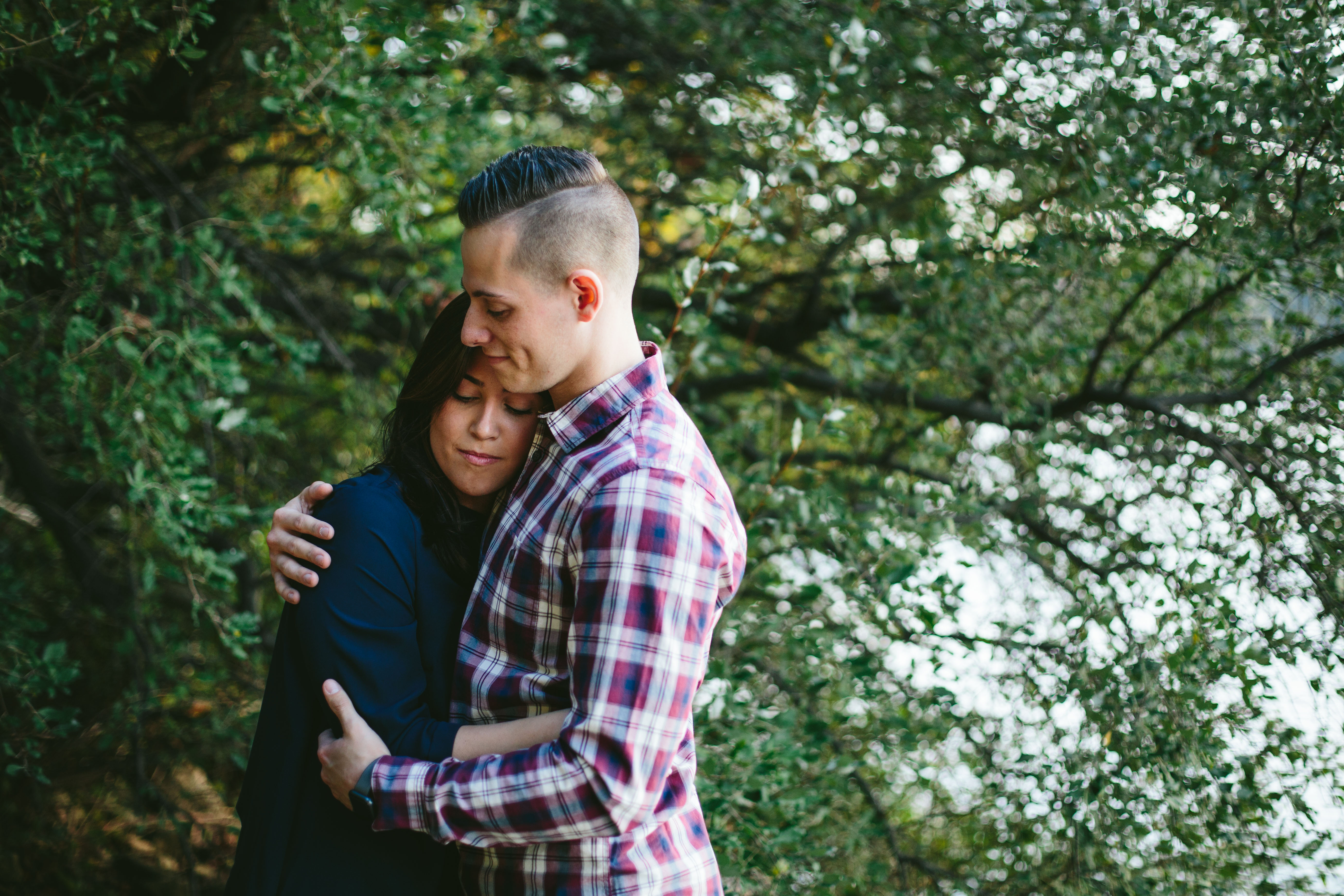 Marsh Creek State Park Engagement