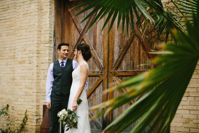 San Antonio Wedding: Elizabeth & Jens