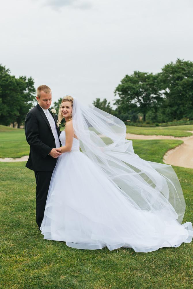 PineCrest Country Club Wedding: Katie & Cory