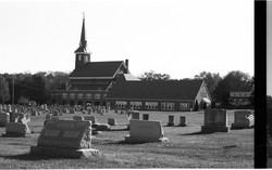 Meme and Poppys church