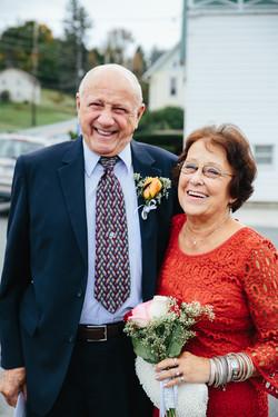 Merrill & Bev's Wedding