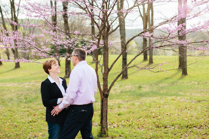 Valley Forge Engagement: Dot & Phil