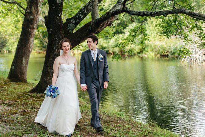 New Jersey Wedding: Jess & Caleb