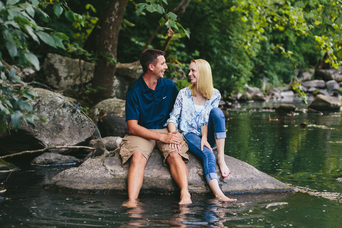 Green Lane Engagement: Andria & Kyle