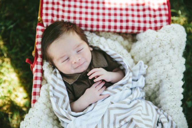 Lifestyle Newborn: Baby Jackson