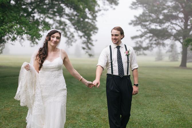 Evergreen Lake Camp Wedding: Annie & Tom