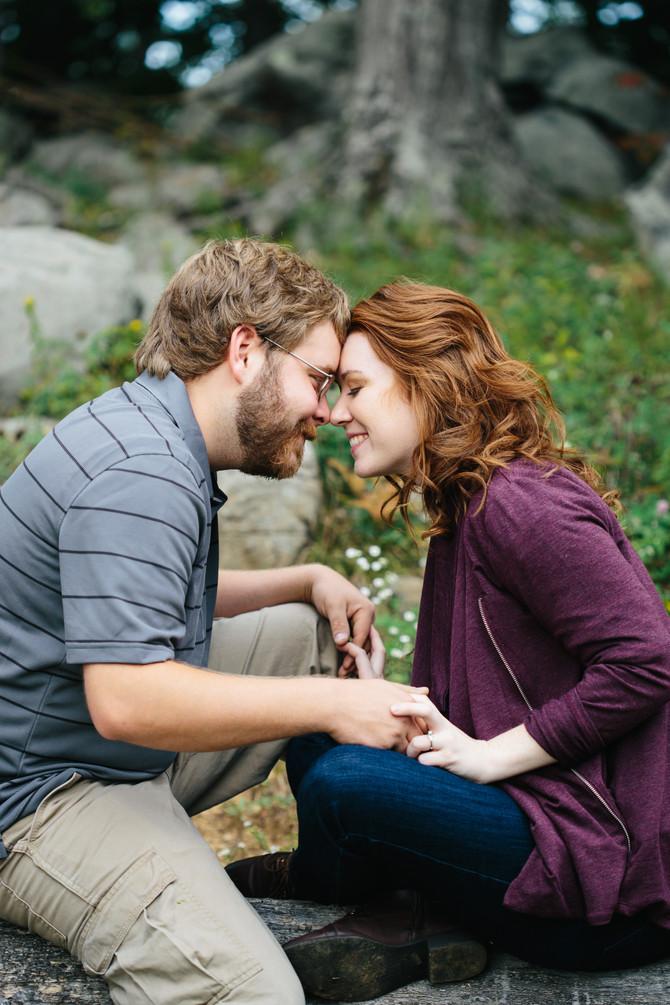 Green Lane Engagement: Sarah & Steven