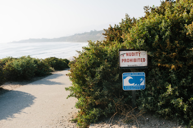 Road Trip Travels: Santa Barbara to Joshua Tree