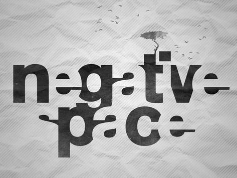 Negative Space...