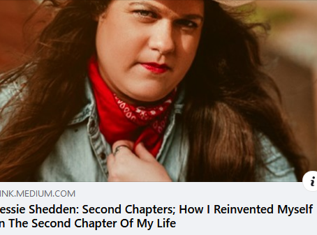How I Reinvented Myself In The Second Chapter Of My Life