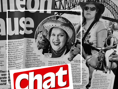 A life on pause - Chat Magazine