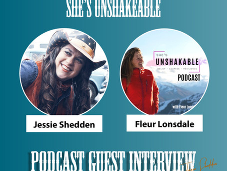 She's Unshakeable with Fleur Lonsdale