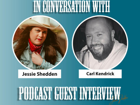 In Conversation With Carl Kendrick