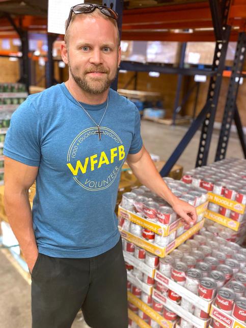 WFAFB VOLUNTEER - $18.00+tax