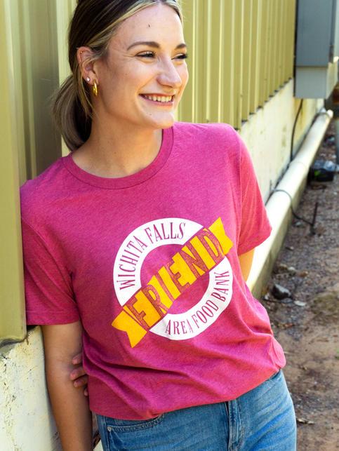 Wichita Falls Area Food Bank Friend-$16.00 Tax Included