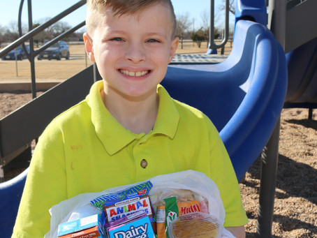 Filling the Gap in Childhood Hunger
