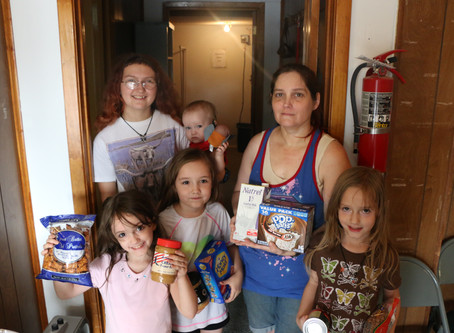 Feeding Local Children