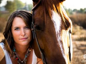 Vanessa M. Horse and Rider Portraits   Valley Center