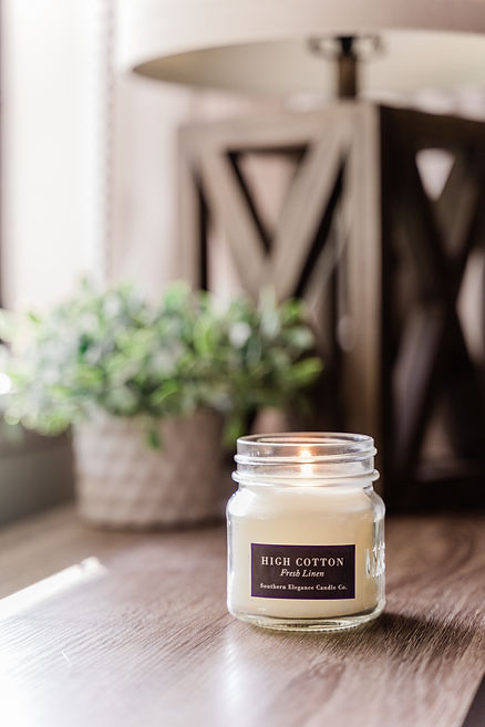 Southern Elegance Candle Co. - Fresh Lin