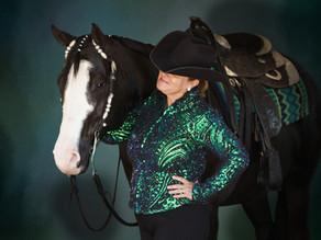 Marta and Luke | Quarter Horse Photos | Poway