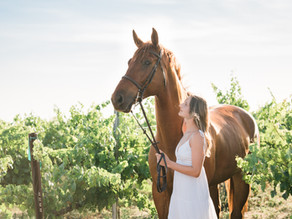 Makaila & Cortez | Temecula | Horse and Rider Session
